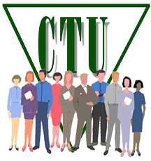 CTU logo with members