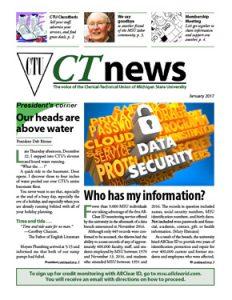 illustration January 2017 newsletter cover
