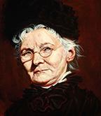 painting of mother jones